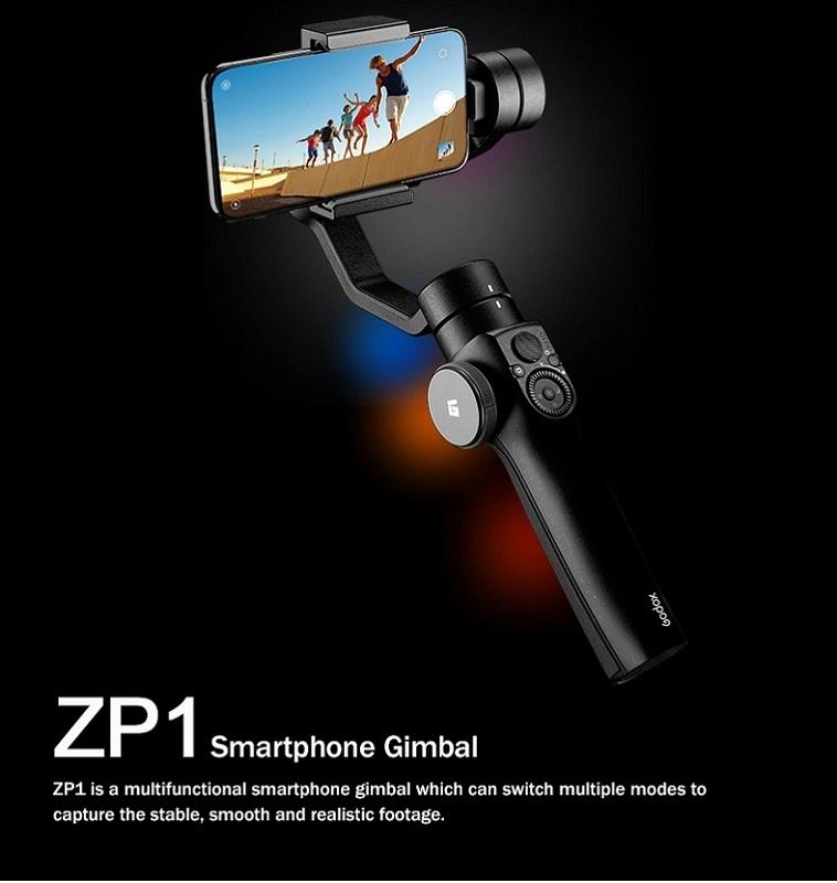 Gimbal Smartphone godox ZP1