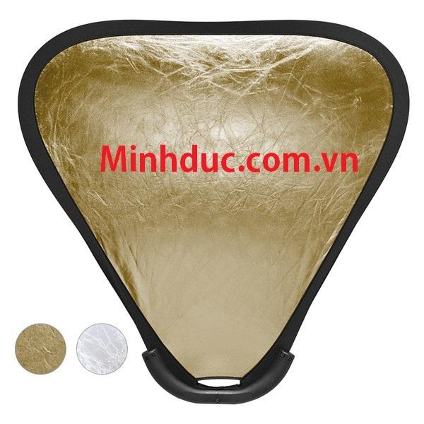 Hắt sáng Jinbei M11-115A Gold/Silver Reflector Board Photoviet