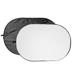 Hắt sáng siêu bền black & silver 120x180cm