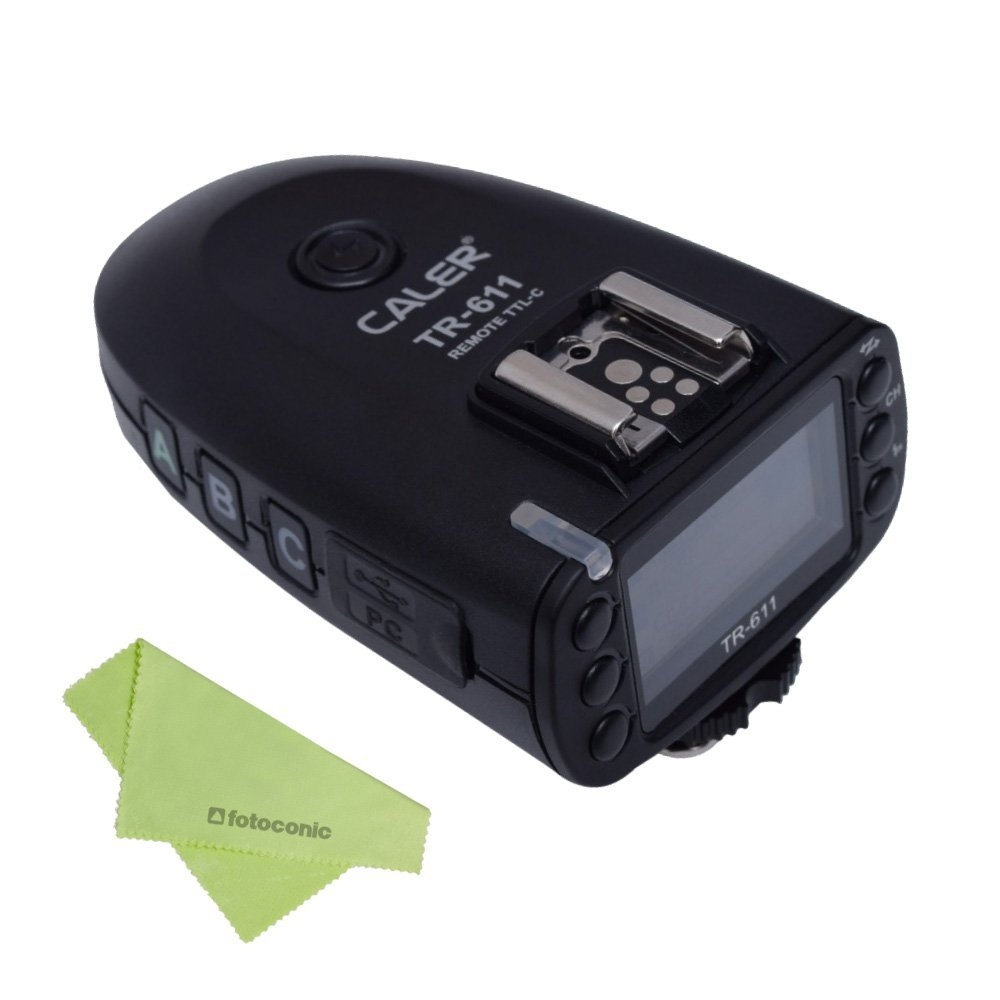 Trigger JinBei CALER TR-611/612 TTL HSS 2.4G E-TTL HSS Wireless Flash Speedlite Transmitter  Photoviet