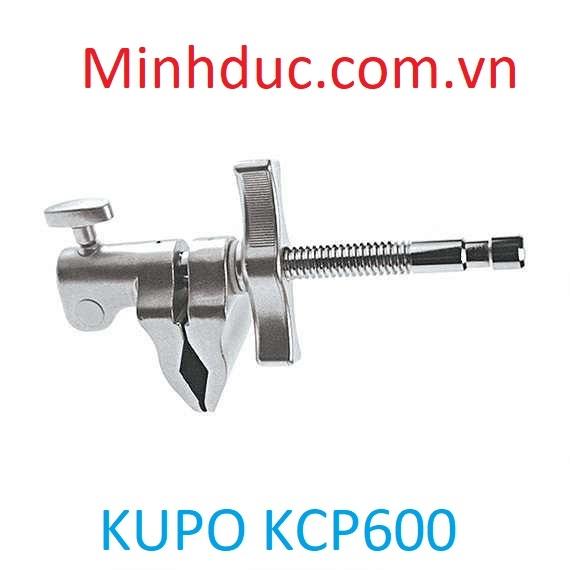 Kẹp giữ đèn Kupo KCP600 Superb Viser Clamp