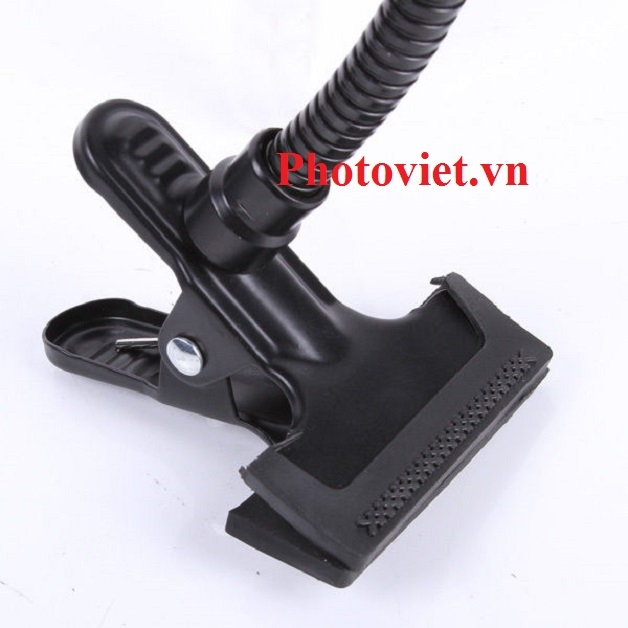 Kẹp Metal Clamp+Flex arm+1/4 Photoviet