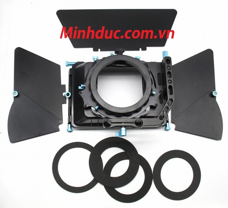 M2 Professional DSLR Matte Box 4*4 Filter