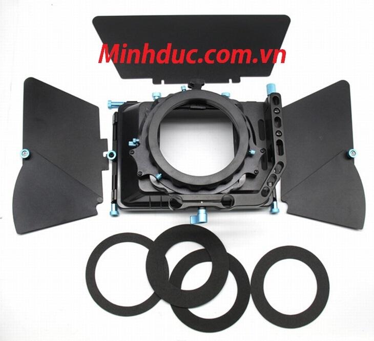 M2 Professional DSLR Matte Box 4*4 Filter