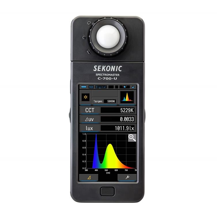Máy Đo Sáng Sekonic C-700 SpectroMaster