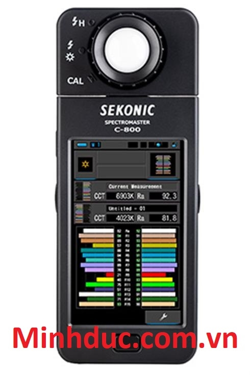 Máy Đo Sáng Sekonic C800
