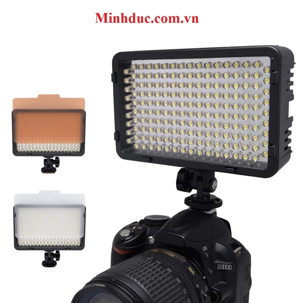 Mcoplus LED 168A Multiple power input options