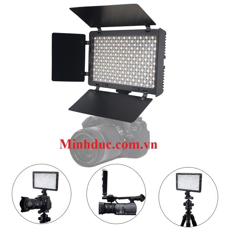 Mcoplus LED-410B CRI95+ Bi-color Ultra-thin 2.4GHz Remote control 3200k-5500k