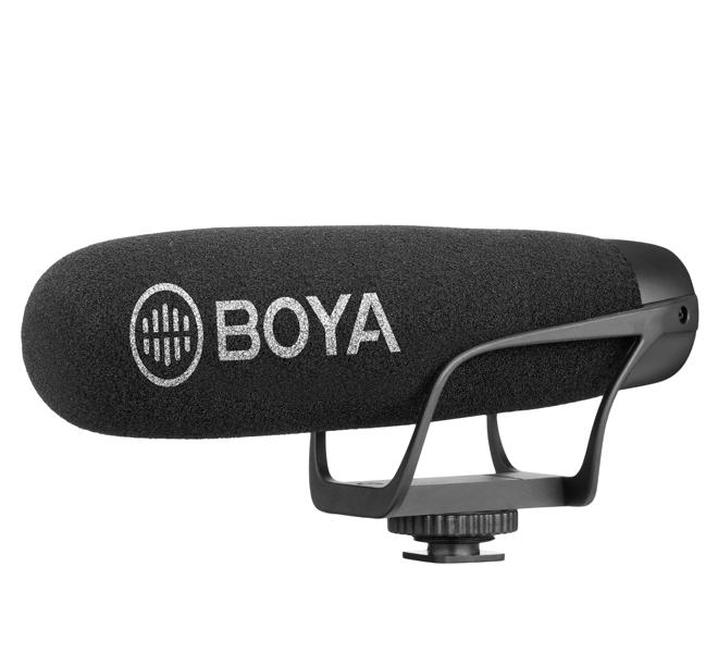 Mic thu âm Boya BY-BM2021