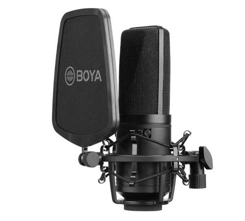 Micro thu âm Boya BY-M1000