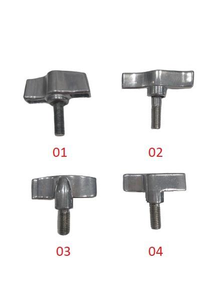 Ốc vặn 8mm cho chân đèn và phụ kiện