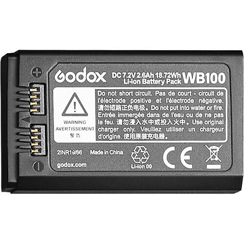 Pin Wb100 Cho Đèn Ad100Pro