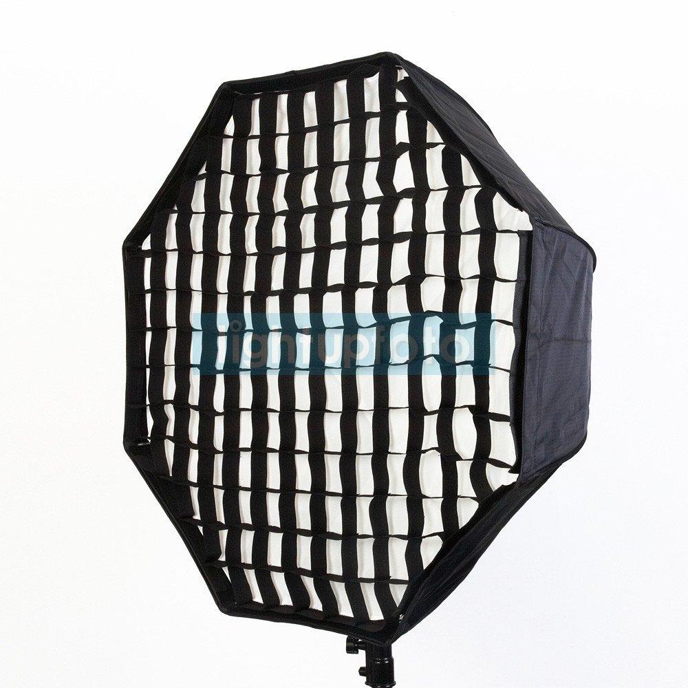 Softbox bát giác tổ ong JINBEI EM1200