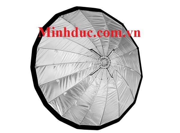 Softbox dù Beauty Dish Jinbei 85cm