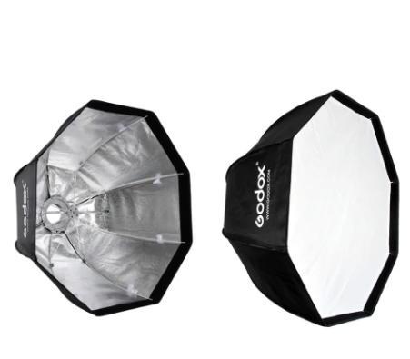 SOFTBOX DÙ GODOX PORTABLE BOWEN MOUNT 120CM