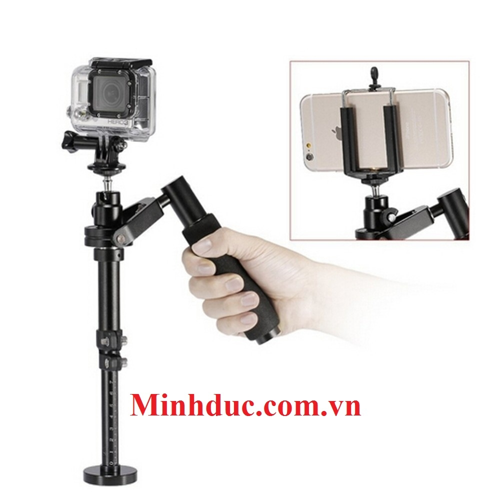 Tay cầm quay phim Handheld Stabilizer For Smartphone s100 Photoviet