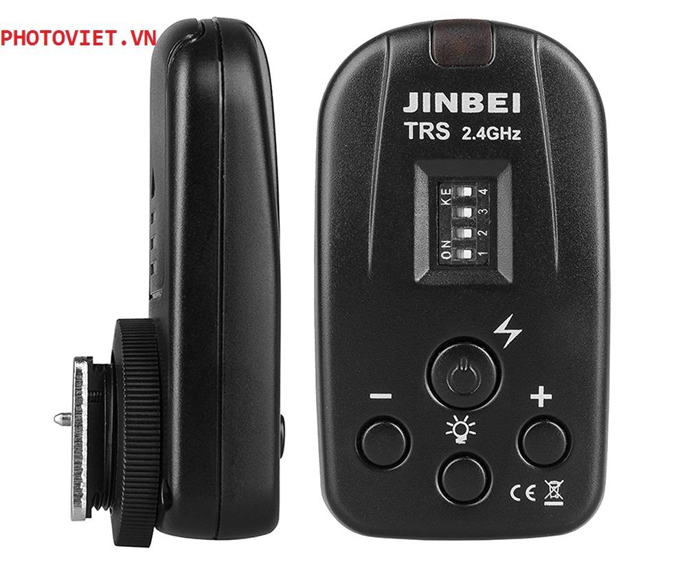 Trigger Jinbei TRS-V 2.4GHz Remote Photoviet