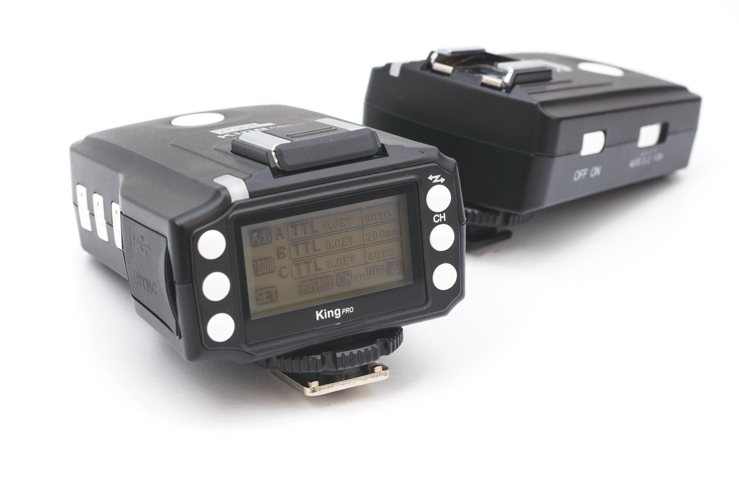 Trigger Pixel King pro for Nikon- tốc độ cao 1/8000s Photoviet