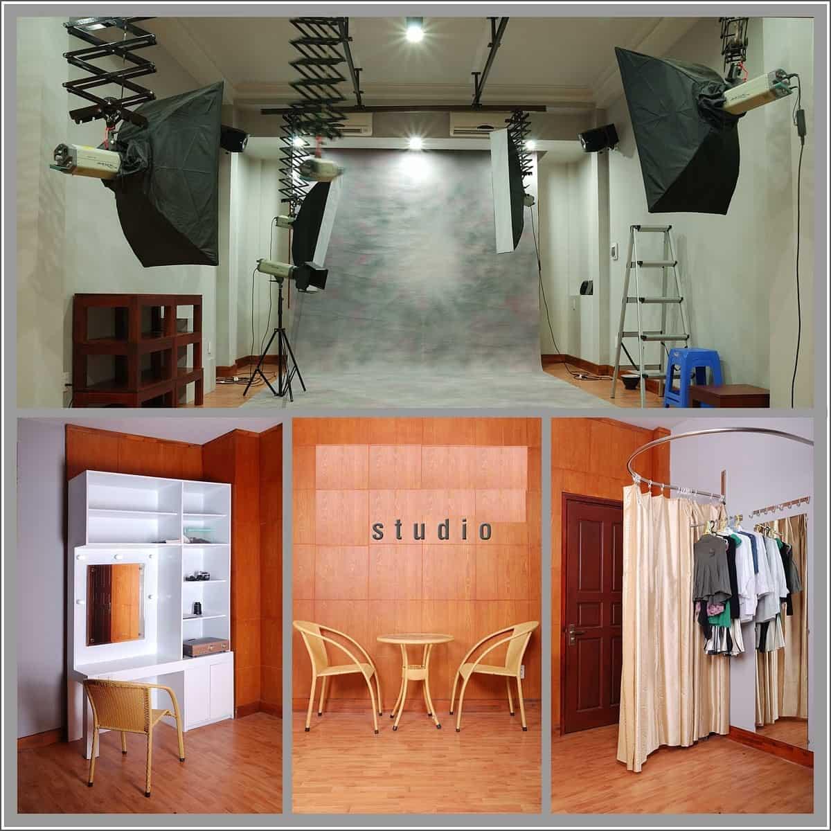 Phòng Chụp Studio 1