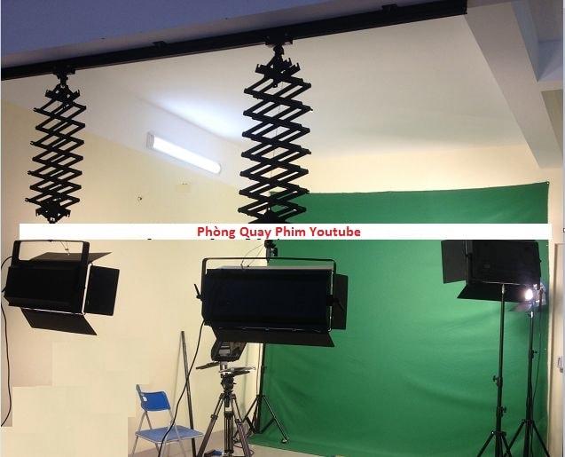 Phòng Quay Phim đơn giản